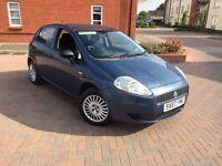 2007 Fiat Grand Punto Active 65 6G 1.2 Petrol Long Mot