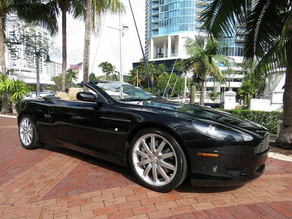 2007 Aston Martin Db9 2dr Volante Automatic Ebay