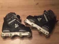 Pro Aggressive roller skates