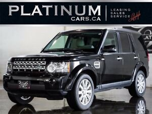 2012 Land Rover LR4 HSE LUXURY, 7 PASSEN