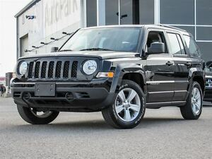 2016 Jeep Patriot Cruise Control