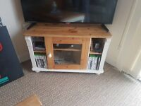 Shabby chic tv cabinet