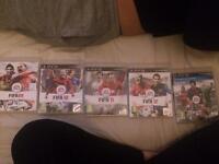 PS3 games - FIFA 9 - 13