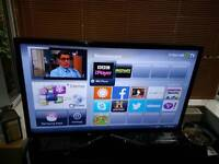 55 inch 3d tv with 4 pairs of glasses