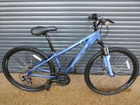 APOLLO XC26. LIGHTWEIGHT ALUMINIUM FRONT SUSPENSION BIKE IN EXCELLENT LITTLE USED CONDITION..