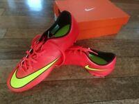 Nike Mercurial Football boots (UK11)