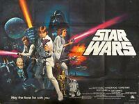 WANTED - Original Film Movie Cinema Posters Quads