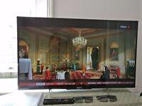 Sony Bravia 42' 3D TV
