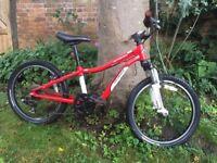 Red Specialized HotRock bike 20