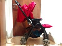 Joie Mirus Pushchair Poppy Red for Sale