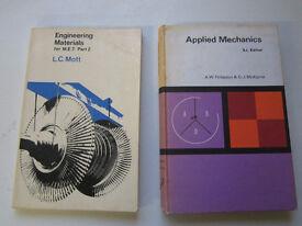 Mechanical Technician Books