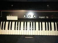 Jen piano 73 80s synth