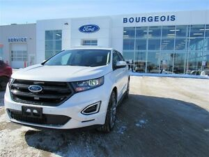 2016 Ford Edge SPORT AWD HEATED STEERING