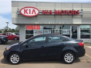 2015 Kia Rio LX+ AUTOMATIC LOW, LOW, KMS!! $61* WEEKLY