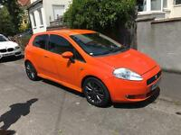 Fiat punto 1.9 diesel low mile