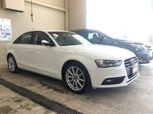 2014 Audi A4 2.0 Progressiv with NAV, $152.59 bi-weekly