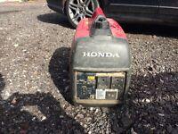 Honda 20i generator
