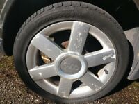 Audi a2 wheels