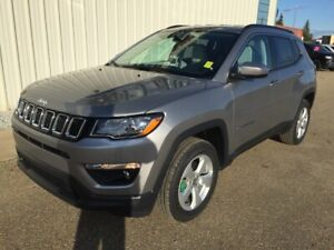 2020 Jeep Compass NORTH 4X4 / COLD WEATHER GROUP / PREMIUM HEATE