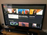Panasonic 50 inch full hd freeview 1080p excellent condition television