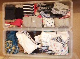 Boys clothes from 1 year up