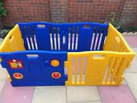 Child's play pen for sale