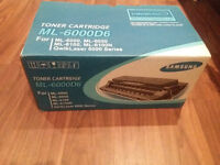 Samsung Toner Cartridge ML-6000D6