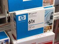 HP 61x laserjet toner cartridge