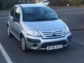 2007 CITROEN C3 1.2 VERY LOW MILEAGE 30k 1 LADY OWNER FROM NEW MUST SEE C2 CORSA MICRA