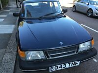 Saab 900 classic E reg 1987 for sale rare, much loved. REDUCED!