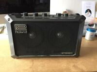 Roland Mobile Busking Amp