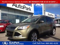 2013 Ford Escape SEL Ecoboost| Navigation| Heated Leather| Rear