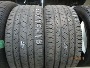 245/40R18 2 ONLY USED CONTINENTAL ALL SEASON TIRES