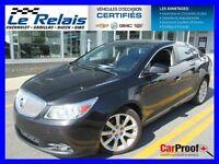 2011 Buick LACROSSE CXS ** RARE, REPRIS EN ÉCHANGE **