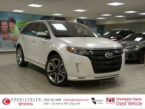 """2014 Ford Edge Sport AWD - BRAND NEW 22"""" TIRES"""