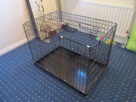 Large dog cage (2 of 2)