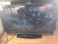 Sharps 40 inch LCD TV with freeview 1080p