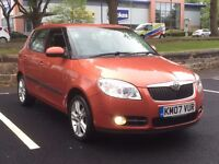 2007 SKODA FABIA 1.4 TDI PD3 * 5 DR * S/HISTORY * PX * DELIVERY * NOT POLO CORSA FIESTA DIESEL *