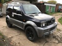 2007 Suzuki Jimny 1.3 JLX Petrol – *12 Months MOT* *Leather Interior* *Alloys* Low miles*