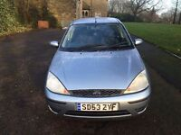 Ford Focus 1.6 i 16v Flight 5dr 12 MONTHS MOT