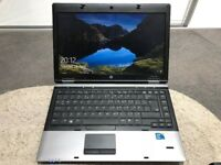 "HP Probook Laptop 6450b/14"" Intel i5 M450 2.40GHz/4gb Ram/320gb HD/Windows 10 Pro"