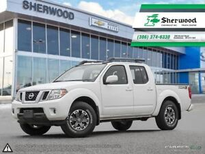 2016 Nissan Frontier PRO-4X Leather/Roof/NAV