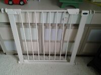 BabyStart baby stairgate.