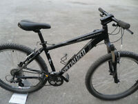 Specialized Hardrock Sport Mountain Bike Very Good Condition Fully Serviced Located Bridgend Area