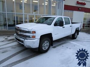 2015 Chevrolet Silverado 2500HD WT Crew Cab Short Box