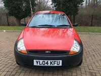 2004 Ford KA 1.3 Petrol *MOT 2018* Low Mileage*