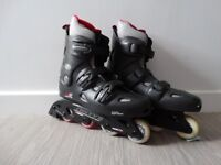 California Pro Misty II Inline Roller Skates. Condition like new!