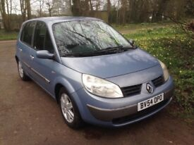 -Diesel- Renault Scenic 1.9 Dci MOT May 2019, Service History