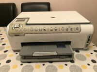 HP Photosmart C5180 Colour Printer abs Scanner for Sale