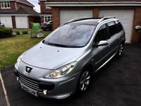 Peugeot 307 7 Seat HDI MAY PX